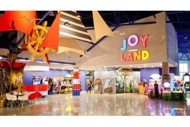 Дитячий розважальний центр «Joy Land»