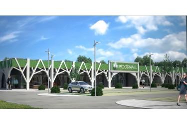 """Торгово-розважальний центр """"WoodMall"""""""