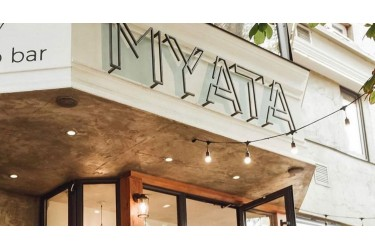 MYATA Espresso Bar