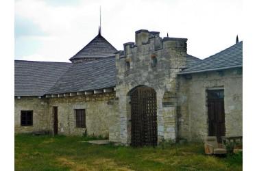Резиденція засновника Миньковецької держави – Отроків