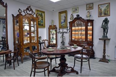 Кав'ярня-музей «Дежавю»