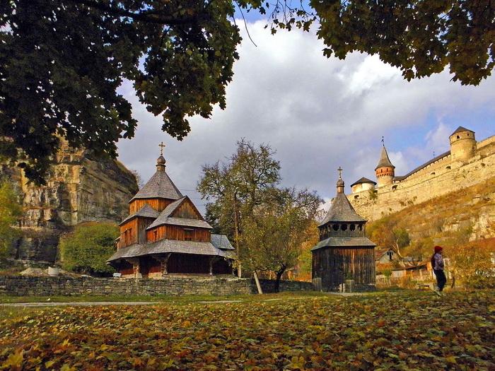 Карвасари– найвідоміше передмістяКам'янця-Подільського